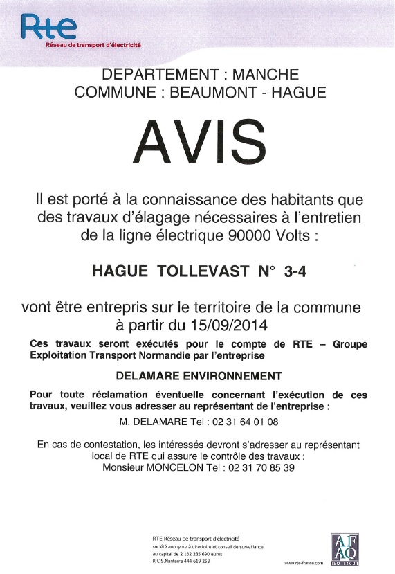 mairie de beaumont hague blog archive avis sur travaux